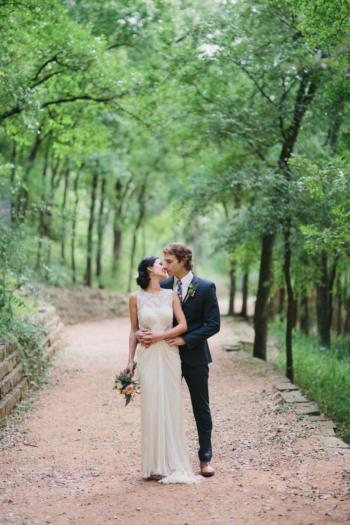 Umlauf Sculpture Garden Austin Wedding Viviene Eric Austin Wedding Photographers Stefano
